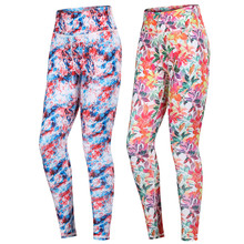 Blume druck leggings yoga hosen stil frauen <span class=keywords><strong>sex</strong></span> hosen