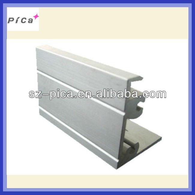 Aluminum Extrusion Profile For Display Cases