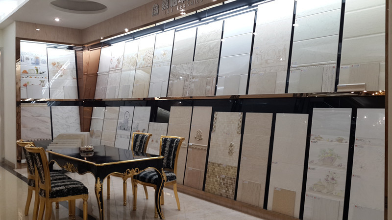 Blanco completo pulido baldosas marmol piso maquetas de for Suelo 3d blanco
