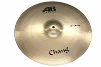 High Quality Chang AB Stage Drum Cymbal Set/ Percussion/ Musical Instruments