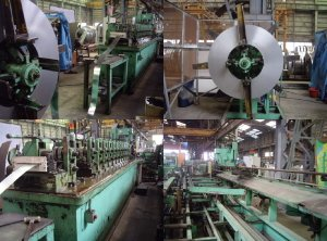 Second Hand Forming Line 40 Dia. x 12 Stage (Made In Japan)
