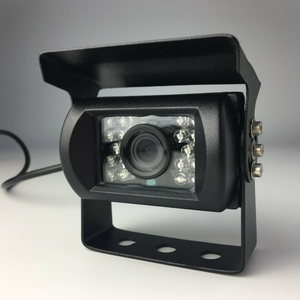 1080P IP68 Reverse Vehicle Night Vision Rear View AHD Cctv Infrared School Bus Truck Car Camera