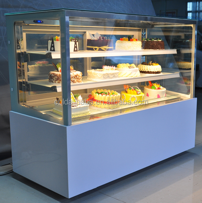 Cheap Display Cabinet/refrigerated Display Cabinets Used/glass ...