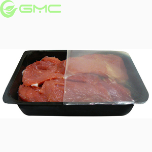 Plastic PET MAP Disposable Frozen Food Packaging Tray