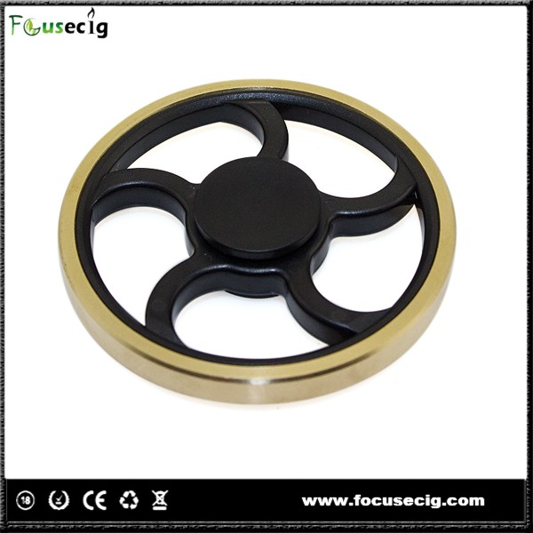 Hand Spinner New Fingertip Gyroscope high speed round wheel fidget spinner