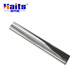 High quality Chrome Plated Iron Oval Wardrobe Tubes Closet Rods Steel Pipe Furniture Tube Wardrobe Rails