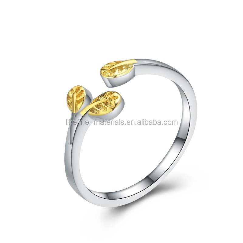 Fashion Silver Rings 925 Sterling Teenage Girls Rings - Buy Silver ...