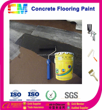 CM Acrylic Pretty Painted Concrete Floors powder coating