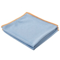 China custom glass fiber cleaning cloth microfiber glass cloth