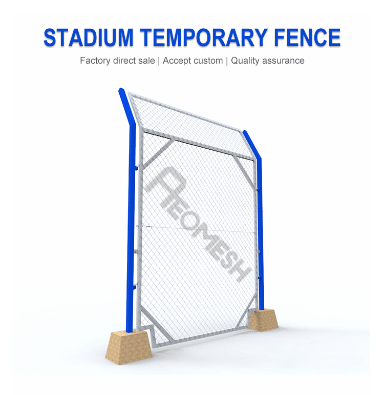 Made in Guangzhou Professional Factory Stadium Temporary Fence