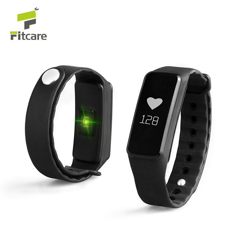 Sport Bluetooth Bracelet Anti-lost Health Wristband Sleep Monitor Tracker Heart Rate Monitor Smart Watch