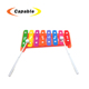 china factory 8 keys toy musical hand knock instrument xylophone wooden piano toys on sale
