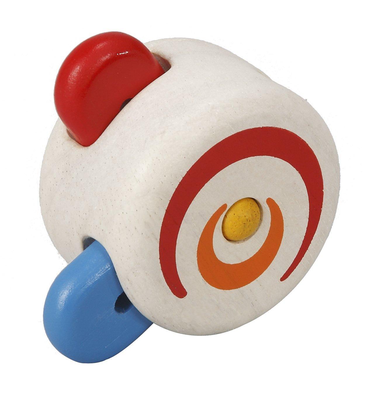 PlanToys Plan Preschool Peek-A-Boo Roller Baby