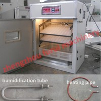 chicken eggs automatic incubator/egg hatchery equipment