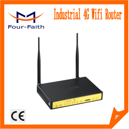 F3834 wireless video transfer 1 LAN Ethernet port LTE 4g wifi router with sim card slot 4g to wifi