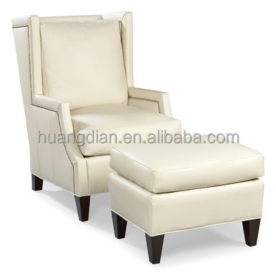 Enjoyable Fairfield Chair Leather High Back Wing Chair And Ottoman Sc4064 Buy Chair And Ottoman Single Sofa Chair Sex Sofa Chair Product On Alibaba Com Andrewgaddart Wooden Chair Designs For Living Room Andrewgaddartcom