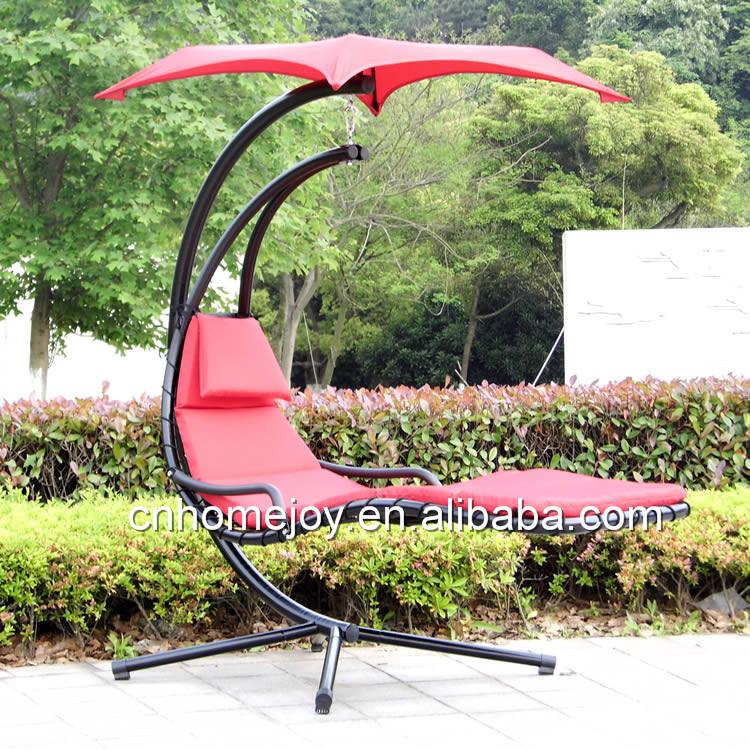 Luxury 3 Seater Outdoor Swing Hammock, Garden Canopy Hammock Swing