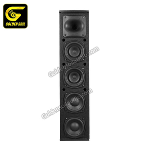 CS54 3 way sound column mini portable sound column speaker conference room professional audio