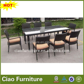 Miami Rattan Furniture Outdoor Table And Chair Buy