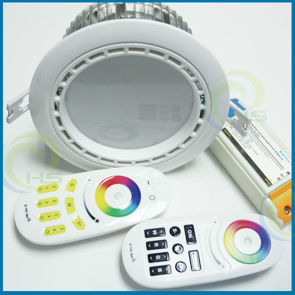 Rgbw Remote Control Or Wifi Controller Color Changing Led ...
