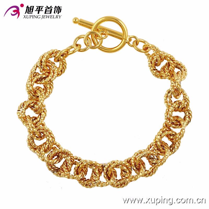 74136 Xuping Designer Latest Style Fashion Dubai Gold Jewelry ...