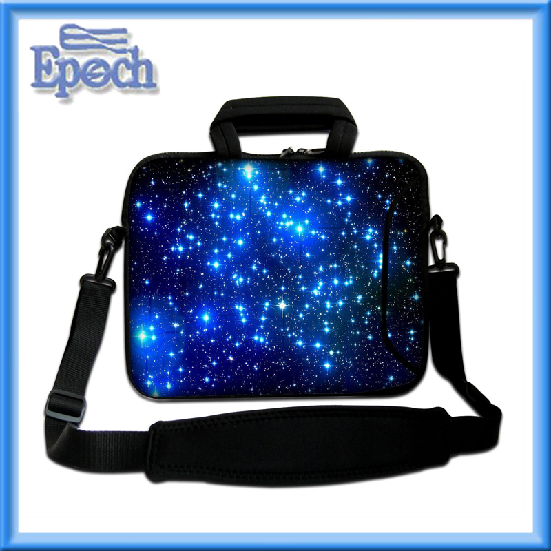 Simple Tinkle Stars design good quality promotional notebook computer bag