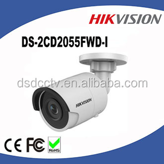 Hikvision 5MP WDR H.265+ IP67 Waterproof Bullet Outdoor IP Camera DS-2CD2055FWD-I