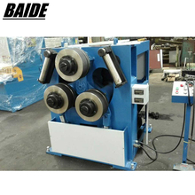 High quality varibend metal sheet aluminum profile bending machine for angle steel