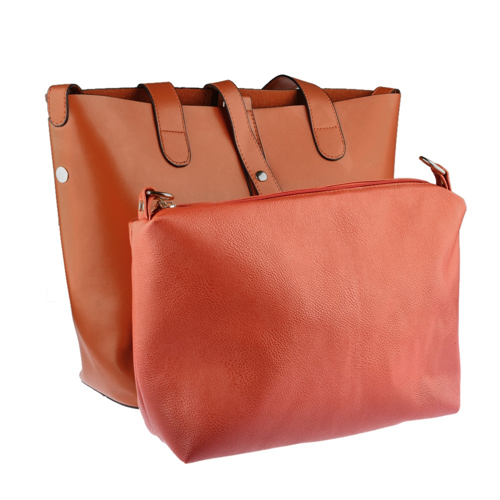 DCRYWRX Leather Briefcase Mens Casual Handbag Embossed Business Bag Shoulder Diagonal Computer Bag