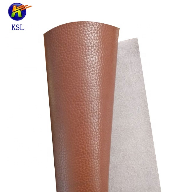 Non-woven fabric pu microfiber leather for Boxing gloves