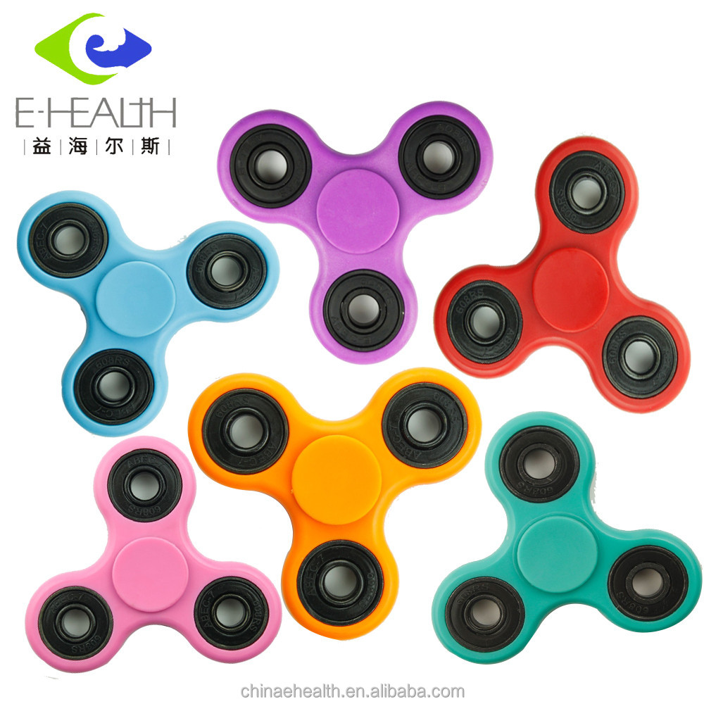 Cheap Glow in the Dark Hand Spinner with Hybrid Ceramic Bearing Si3N4 for children and adults