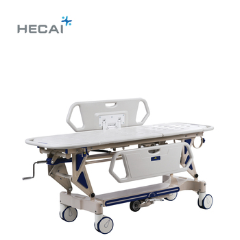 Ls-3c Emergency Manual Hospital Medical Bed Stretcher Dimensions To  Transfer Patient - Buy Emergency Hospital Bed,Hospital Stretcher  Dimensions,Manual