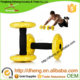 Core Strength Double Ab Roller Wheels for Abdominal Exercise