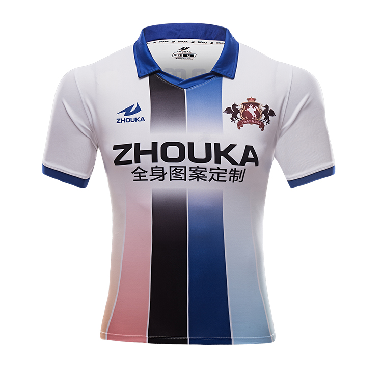 the best attitude 669ce bbc61 China Wholesale Customized Sublimated Printed Soccer Jersey Mens Soccer  Jersey Cheap 100% Polyester Football Jersey, View mens soccer jerseys,  ZHOUKA ...