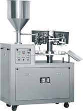 Filling and Sealing Machine for Aluminum Tubes Guangzhou