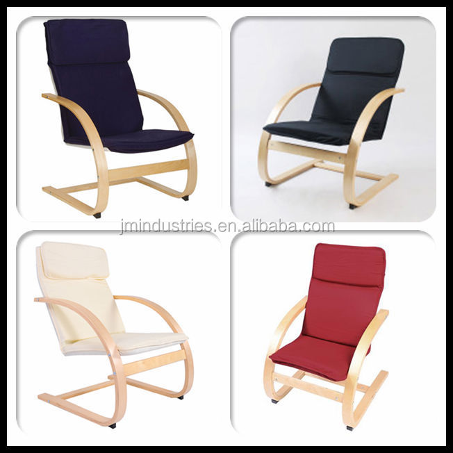 Completely new Bentwood Recliner Chair Kids Recliner Chairs Antique Wooden  PC17