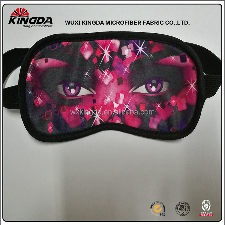 Popular contoured sleep eye mask with cheap prices