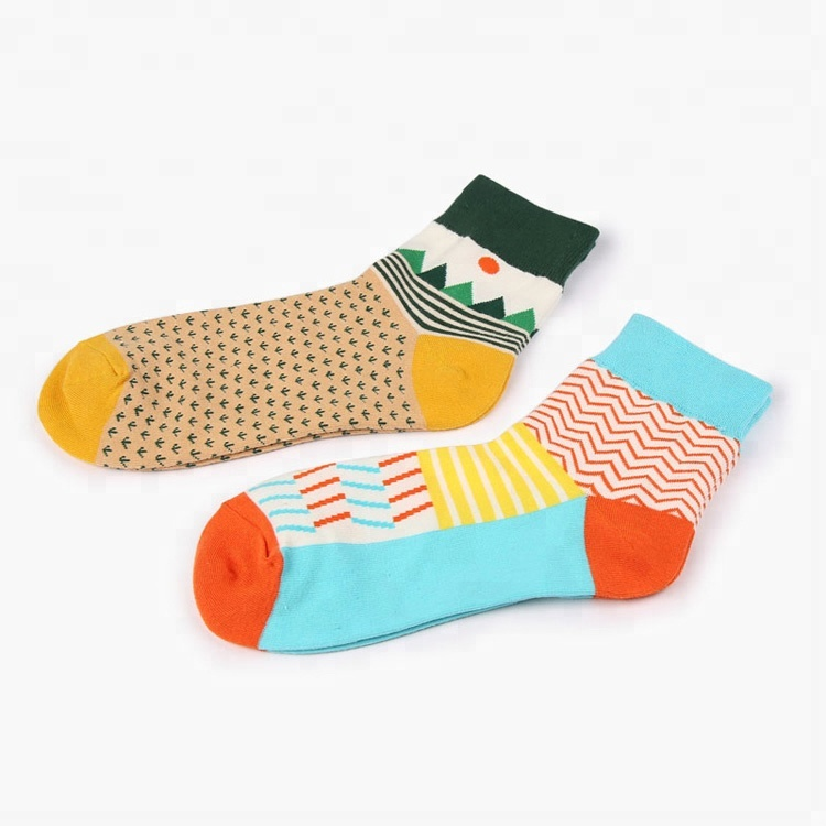 Hot Colorful Teen Tube Cartoon Funny Korean Socks Girl And Boy - Buy Korean Socks,Teen Tube -9236