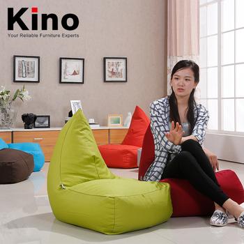 High Quality Linen Fabric Cover Bean Bag, Kids Bean Bags Sofa Chair