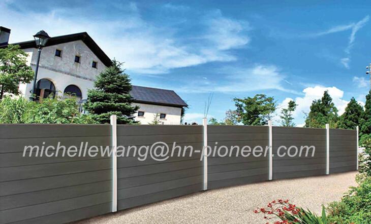 Hekwerk Hout Tuin : Gemakkelijk installeren topkwaliteit europa populaire tuin hek