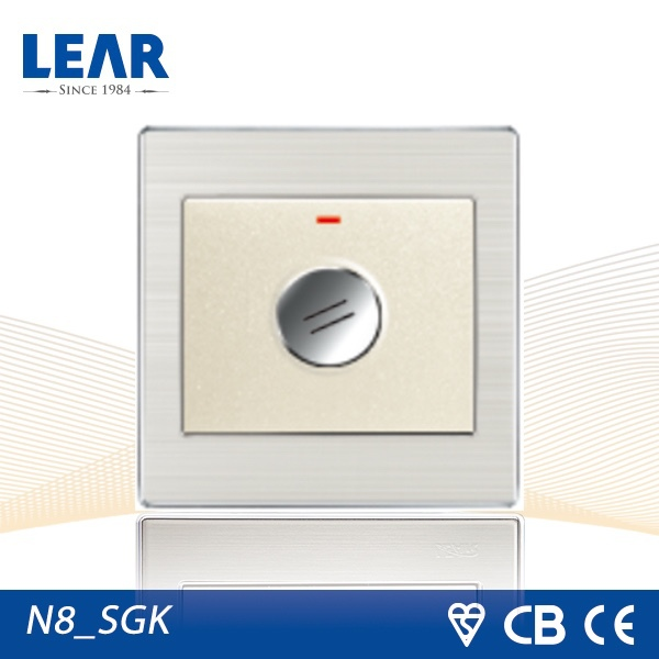 N8 Series Wall Switch Acoustic light activated delay switch