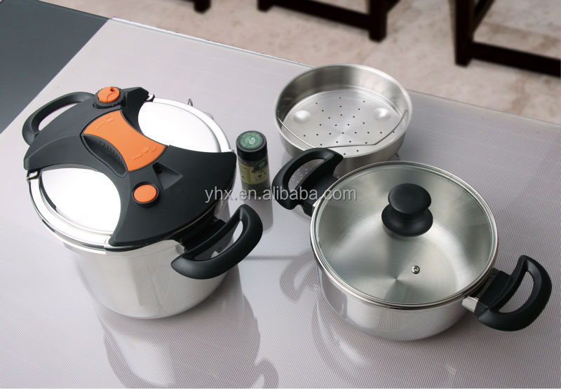 Red China Portable Wholesale Stainless Steel Pressure Cheap Aluminum Cooker With Temperature Controller