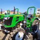 Agriculture machinery 4x4 wheeled farm tractor agricola