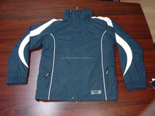 2015 Imm shipment Ladies ski jacket quality sample supply