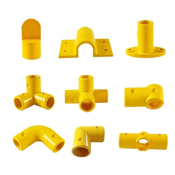 FRP Tee Joint Pipe Tube Pipe Fittings
