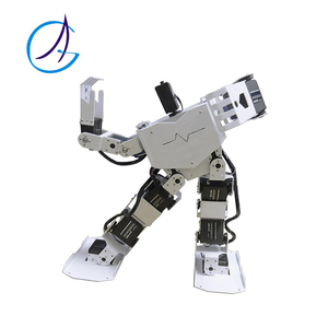With Detail Video Tutorial Sing Dance H3S 16DOF Biped Humanoid Robot
