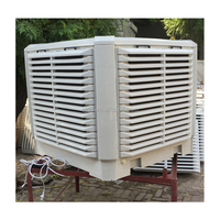 New design Evaporative water based air coolers pakistan