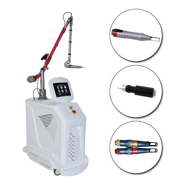 多機能 5 1 でマシン美容機器 KM-E-900C + Nd Yag ipl の elight rf レーザーサロン用