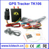 Software GPS Tracker TK106 GPS Tracking System car tracking and cut off device