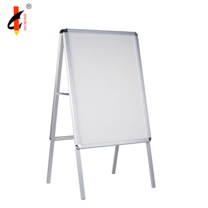 High Quality A-frame A-board Sign poster holder stand for pavment advertising